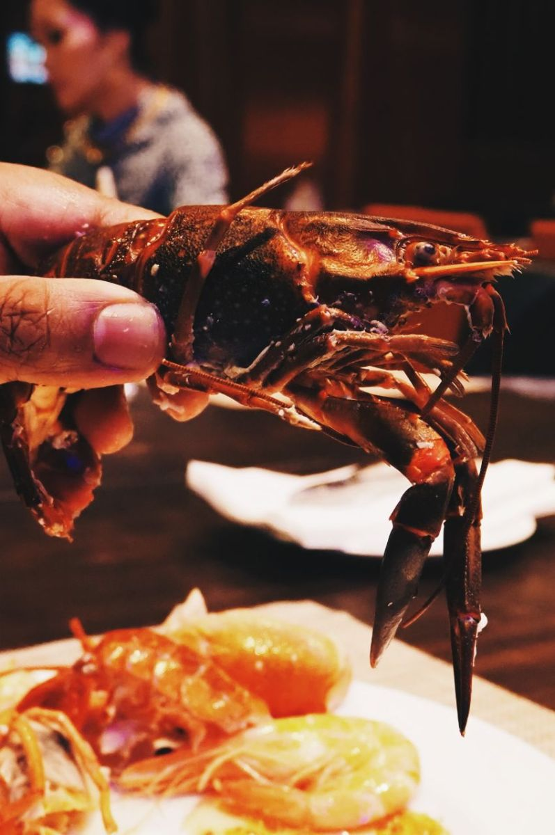 Review: Novotel Clarke Quay's Special Seafood Buffet